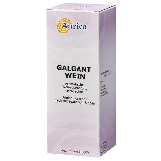 Aurica® Galgant Wein