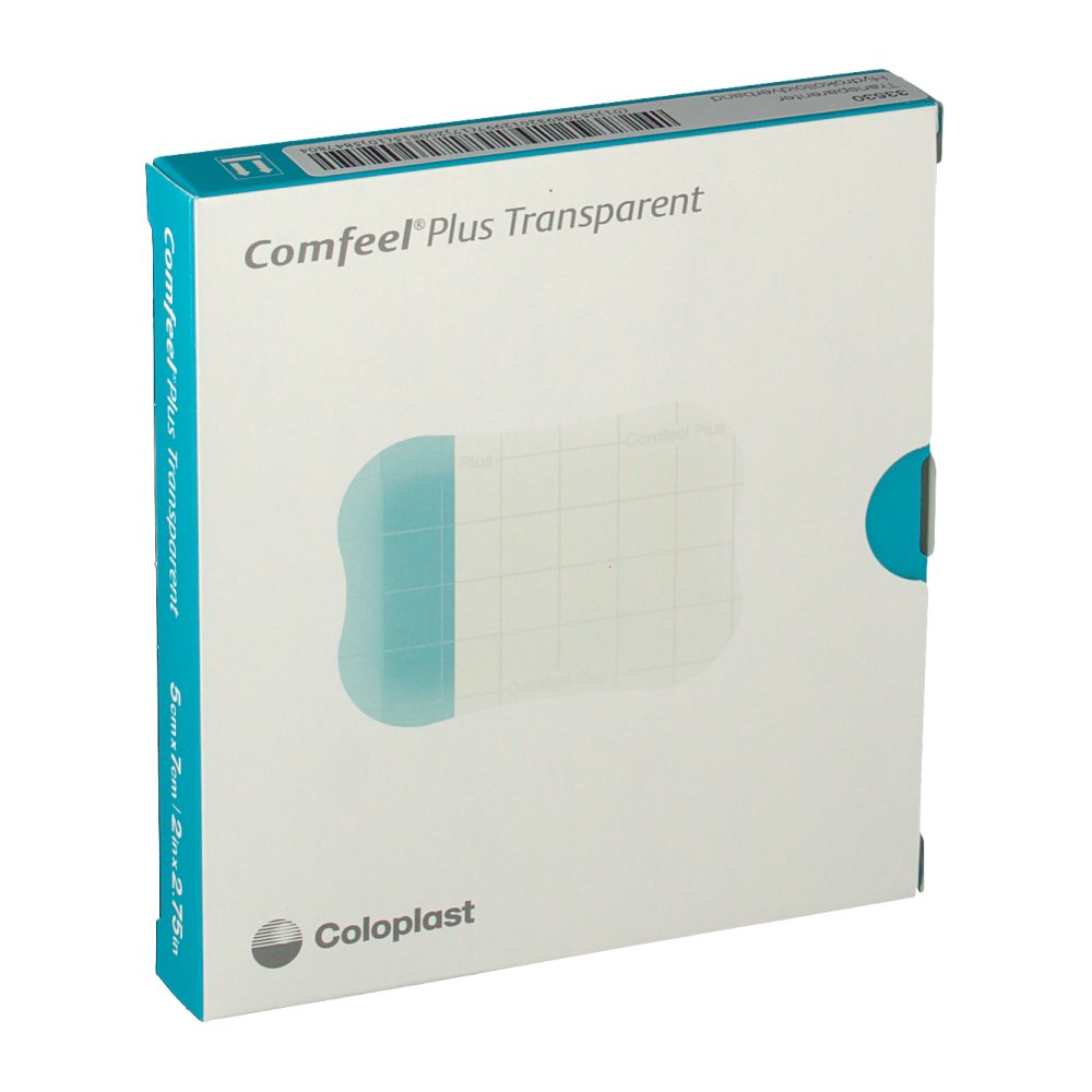 Comfeel Plus Transparenter Wundverband 5 Cm X 7 Cm Shop