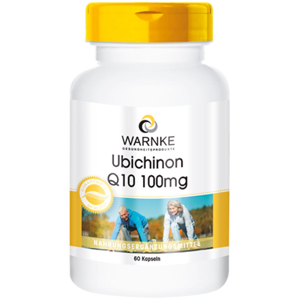 Warnke Ubichinon Q10 100 mg