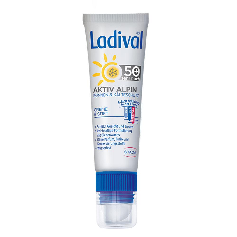 Ladival® Aktiv Sonnen- und Kälteschutz Kombi 50+