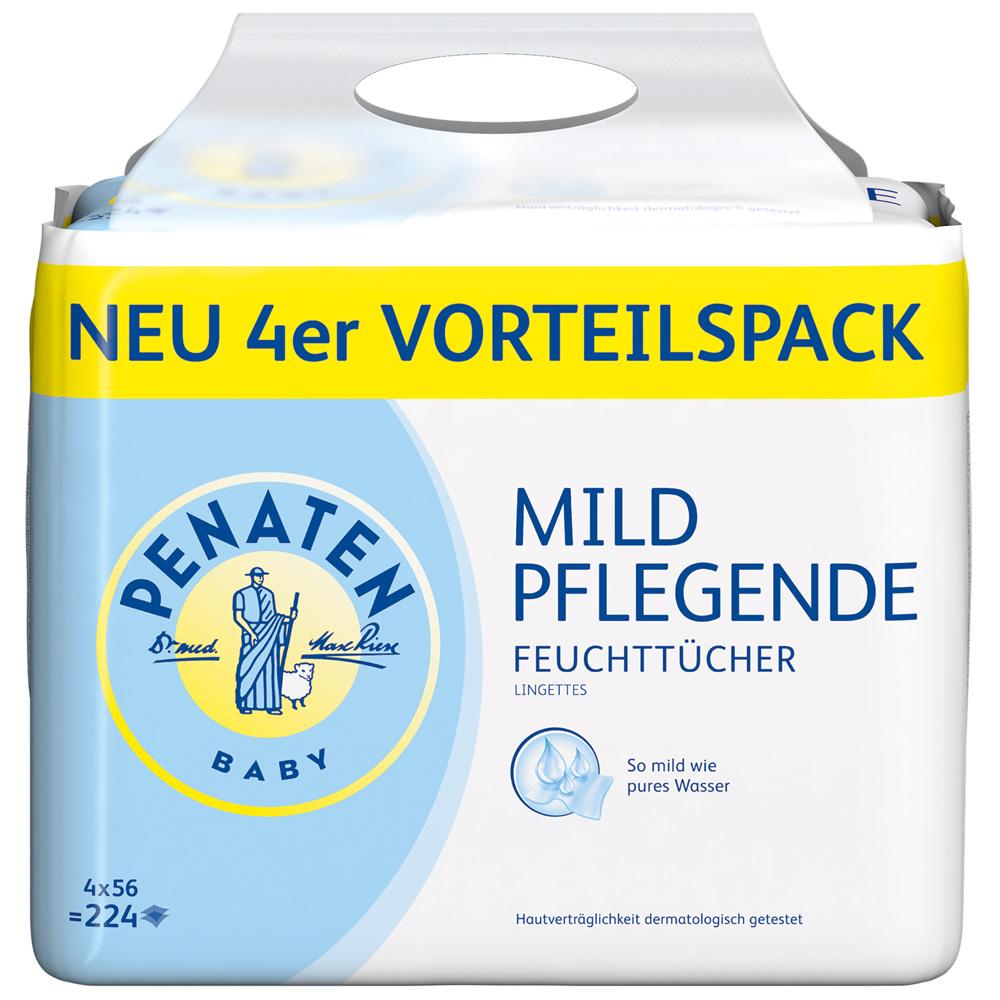 Penaten® Mild Pflegende Feuchttücher