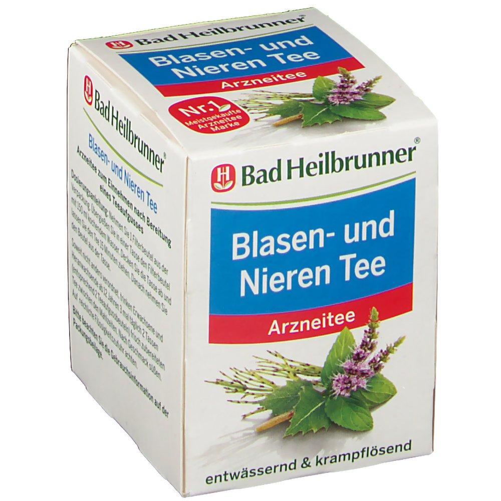 Bad Heilbrunner® Blasen- und Nieren Tee