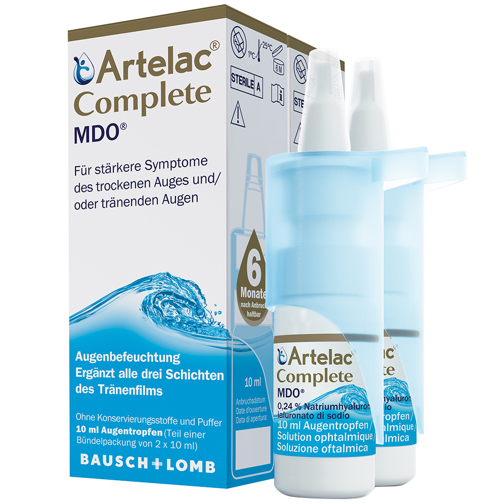 Artelac® Complete MDO