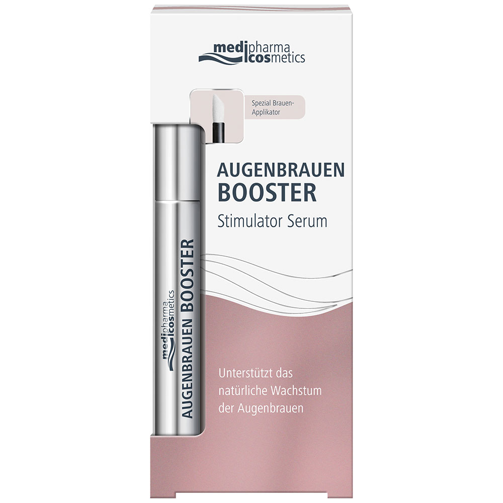 medipharma cosmetics augenbrauen booster stimulator serum. Black Bedroom Furniture Sets. Home Design Ideas