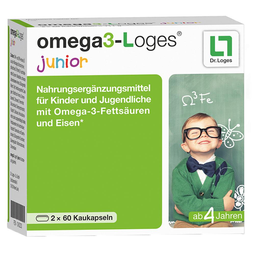 omega3-Loges® junior