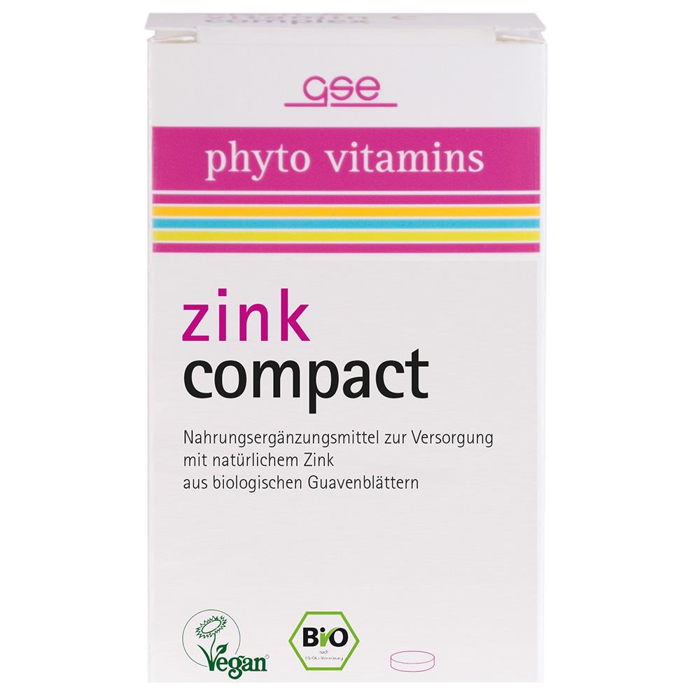 phyto vitamins Zink Compact