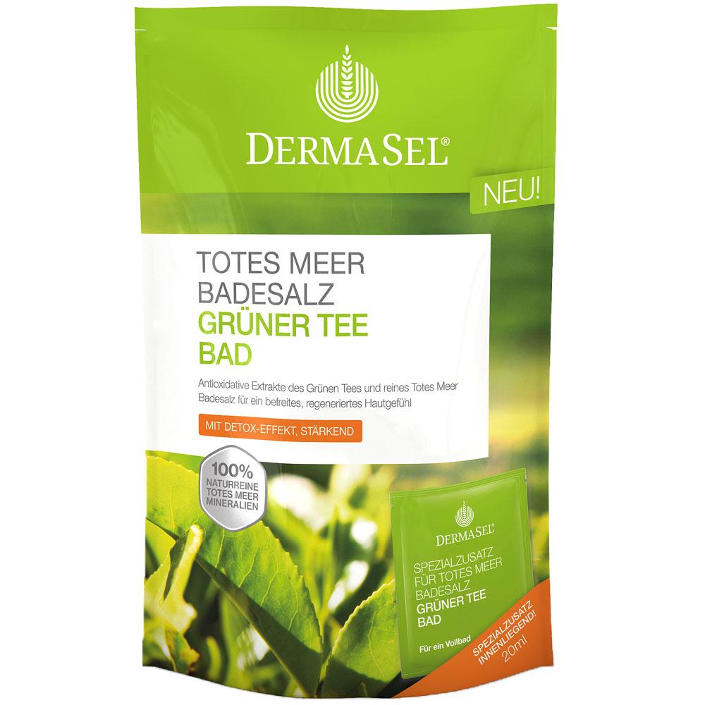 Dermasel® Grüner Tee Bad