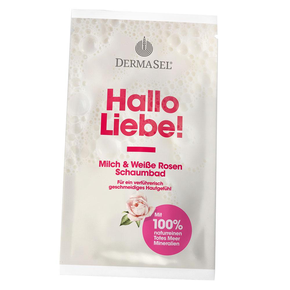 Dermasel® Hallo Liebe Schaumbad