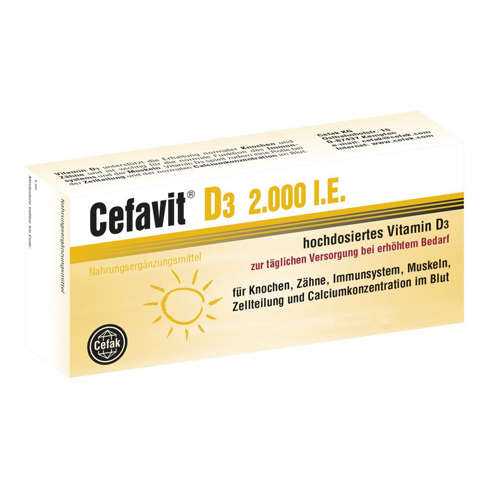 Cefavit® D3 2.000 I.e.
