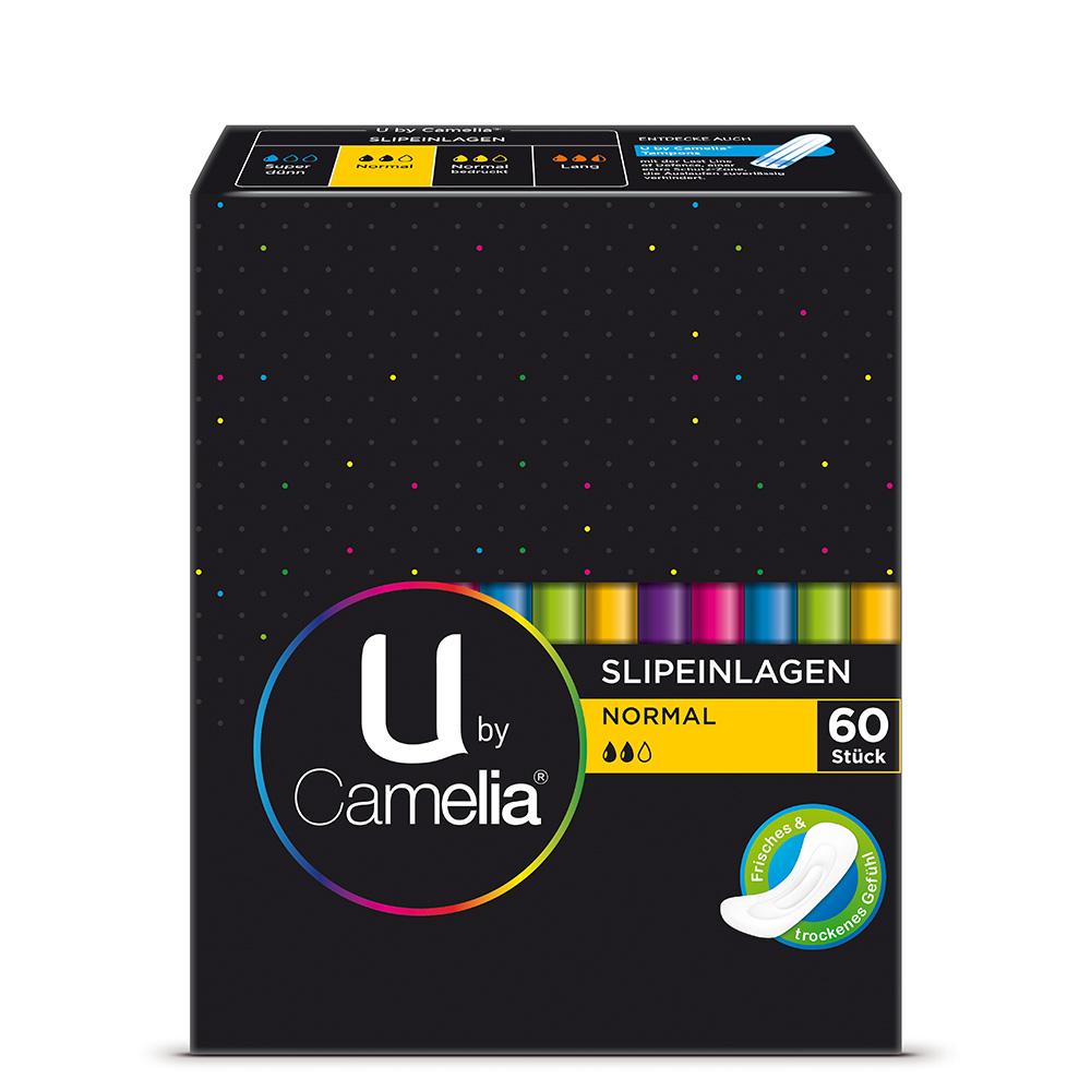 U by Camelia® Slipeinlagen Normal