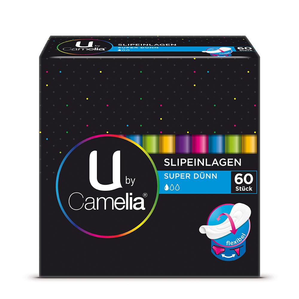 U by Camelia® Slipeinlagen super dünn