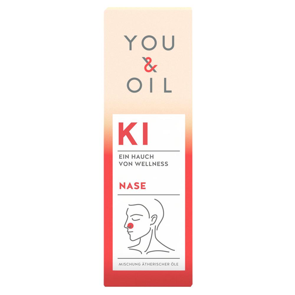 YOU & OIL KI Nase