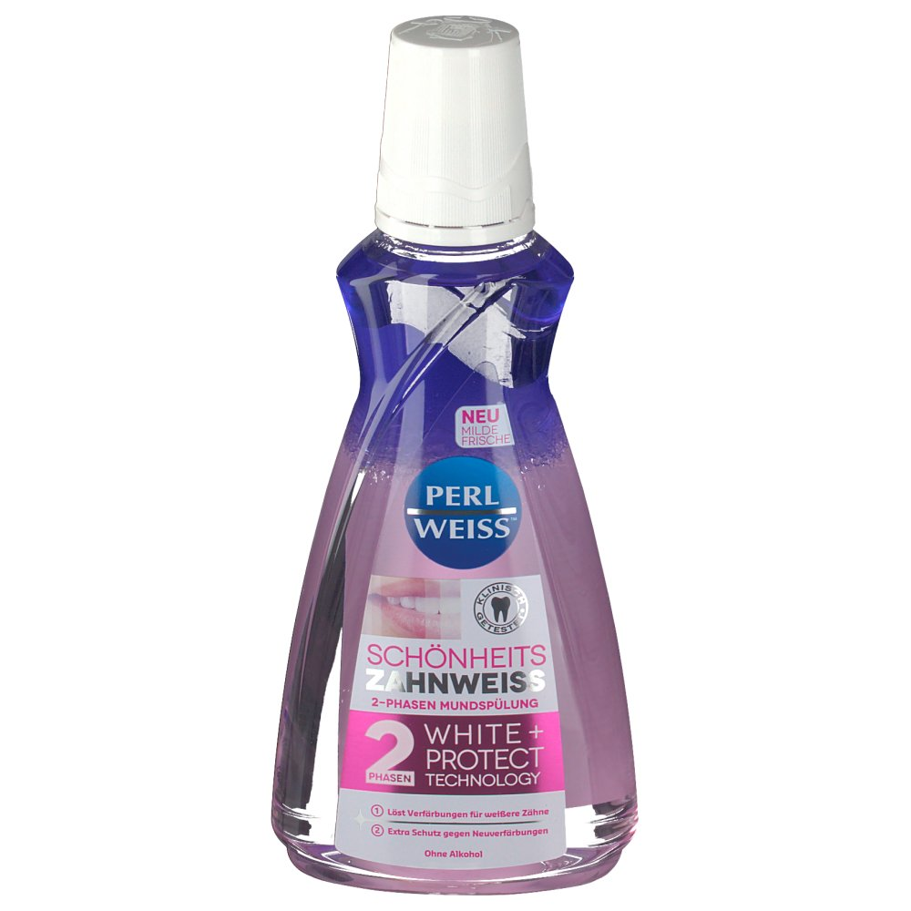 Perlweiss® 2Phasen Mundspülung