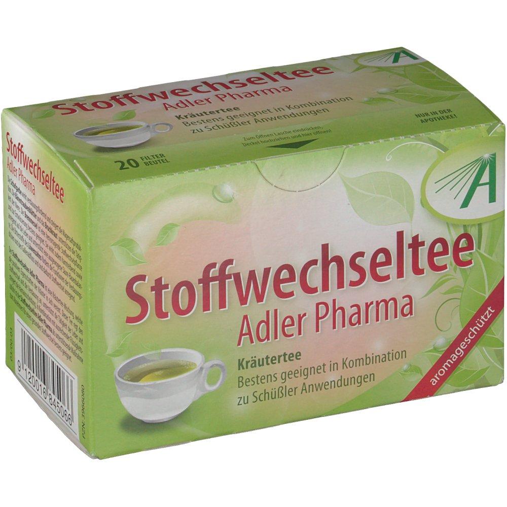 Adler Pharma Stoffwechseltee