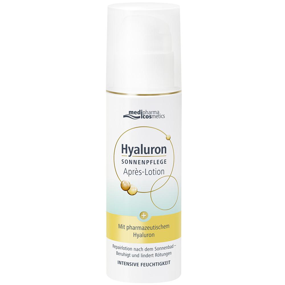 medipharma cosmetics Hyaluron Sonnenpflege Après-Lotion