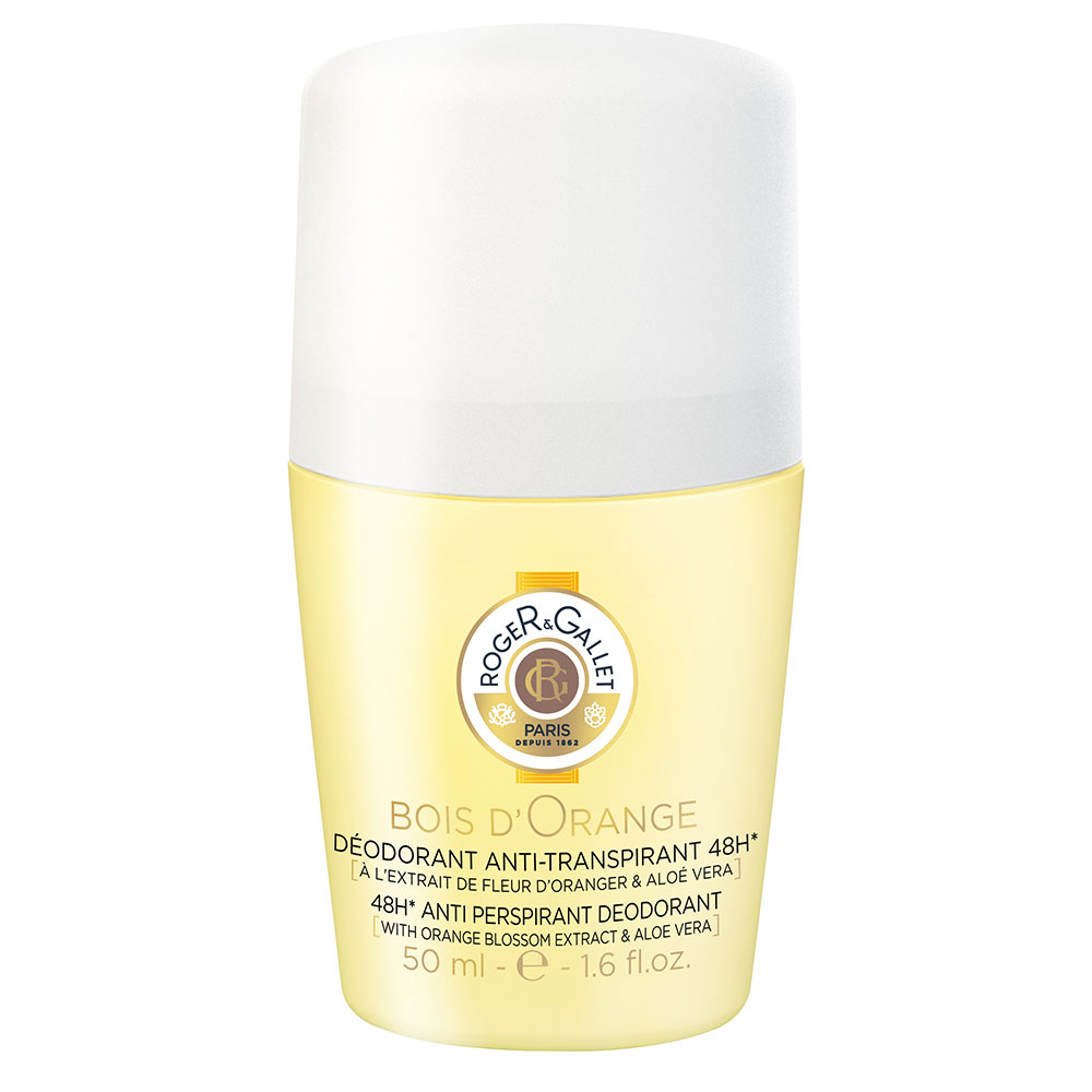 Roger & Gallet Bois d´Orange Deo-Roll-on