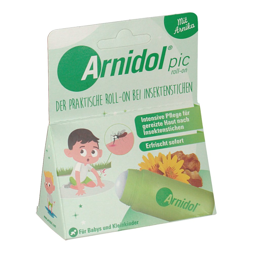 Arnidol® pic Roll-on