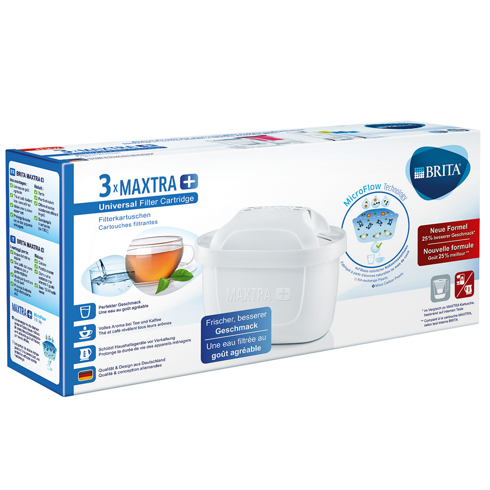 Brita Maxtra+ Filterkartusche Pack 3