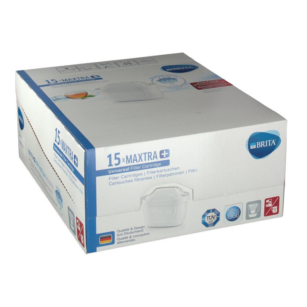 Brita Maxtra+ Filterkartusche Pack 15