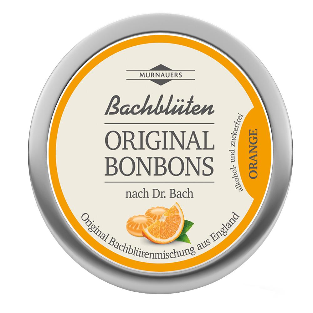 Murnauers Original Bachblüten Bonbons Orange