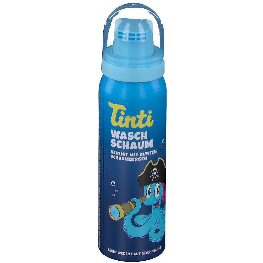 Tinit® Waschschaum blau