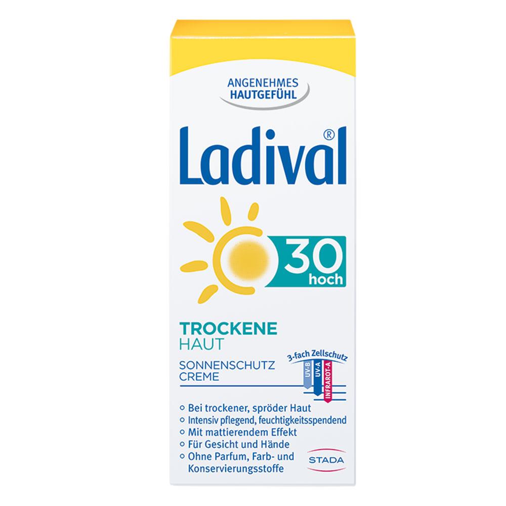 Ladival® trockene Haut Creme LSF 30