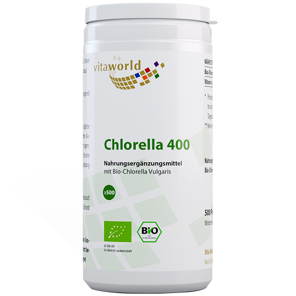 VitaWorld Chlorella 400