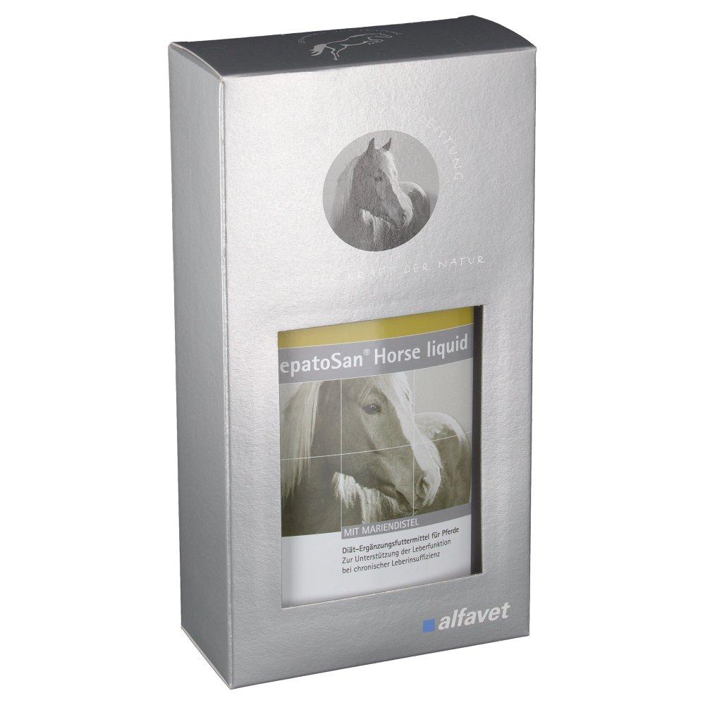 HepatoSan® Horse liquid für Pferde