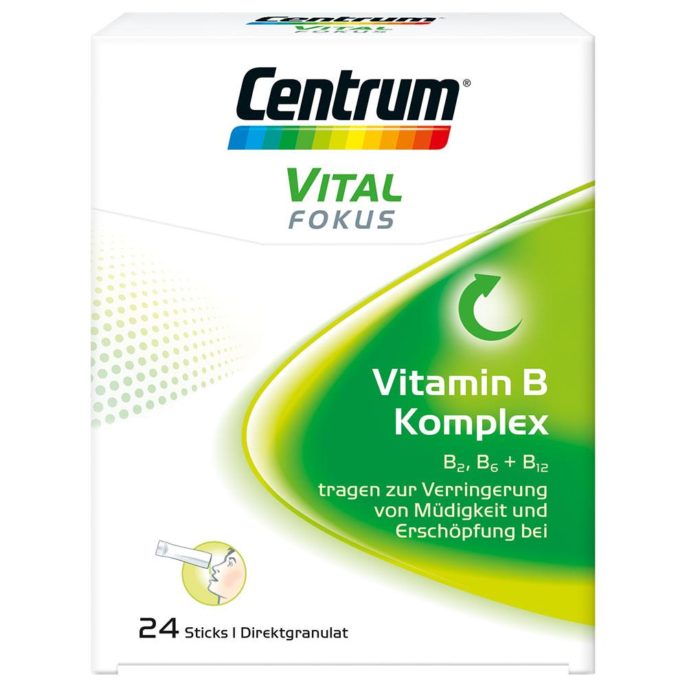Centrum Vital Fokus Vitamin B-Komplex