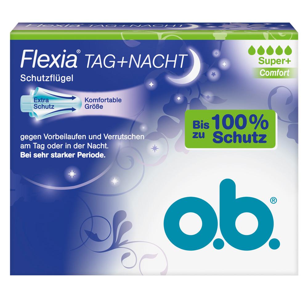 O.b. Tampons Flexia super+ comfort