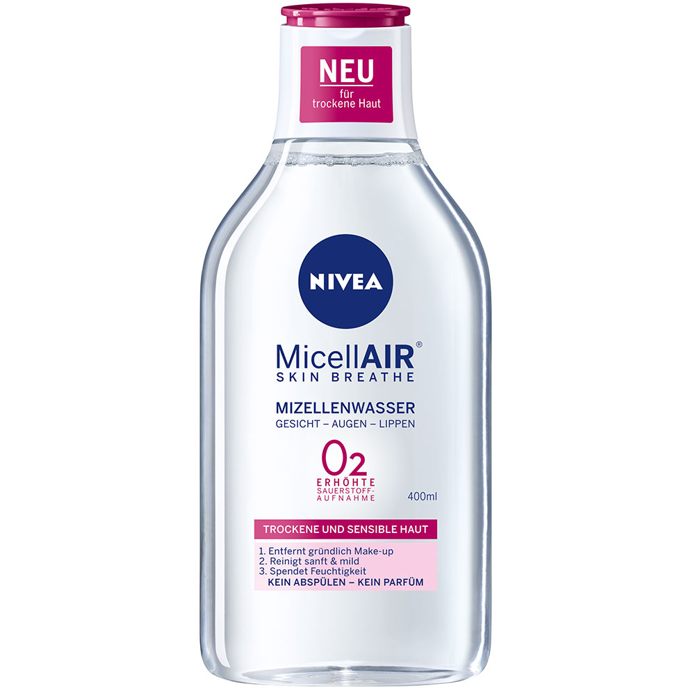 Nivea® Mizellenwasser Pflegend 3 in 1