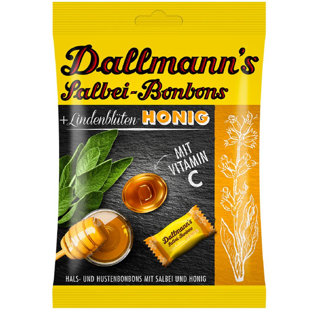 dallmann s salbei honig bonbons shop. Black Bedroom Furniture Sets. Home Design Ideas