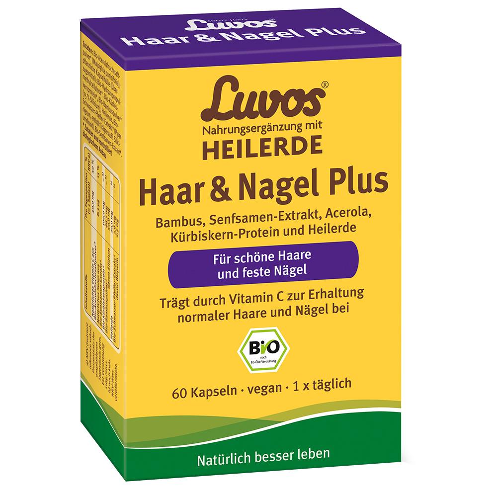 Luvos® Heilerde BIO Haar & Nagel Plus - shop-apotheke.com