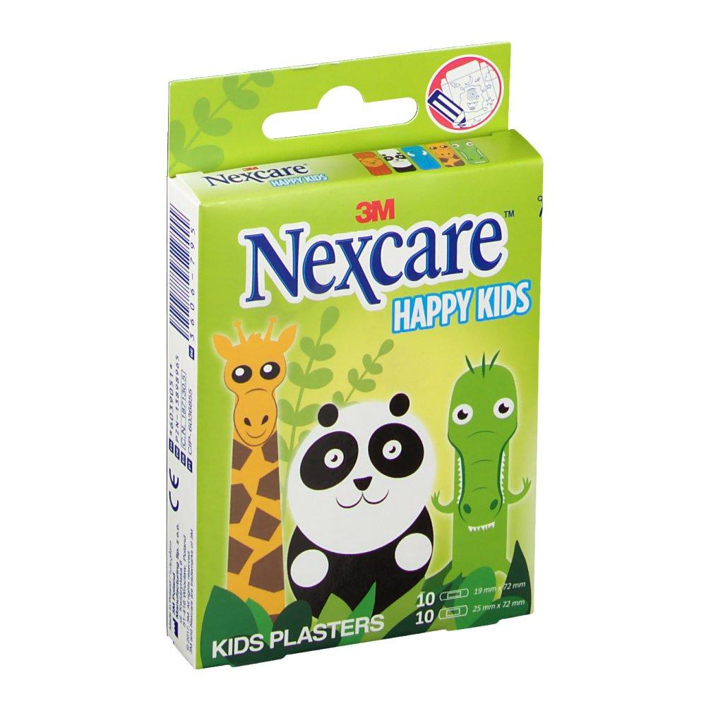 3M Nexcare Happy Kids Tiere
