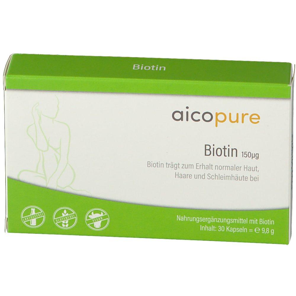 aicopure Biotin 150 µg