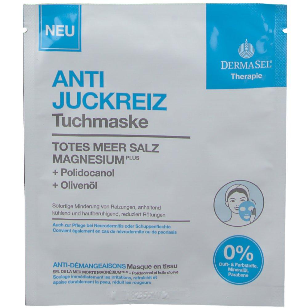 Dermasel® Anti Juckreiz Tuchmaske