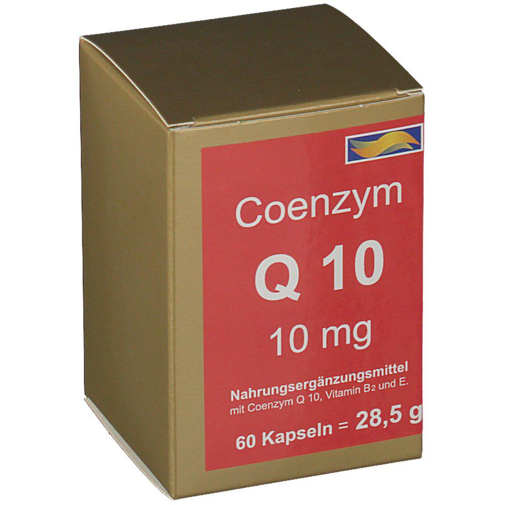 Coenzym Q10 10 mg