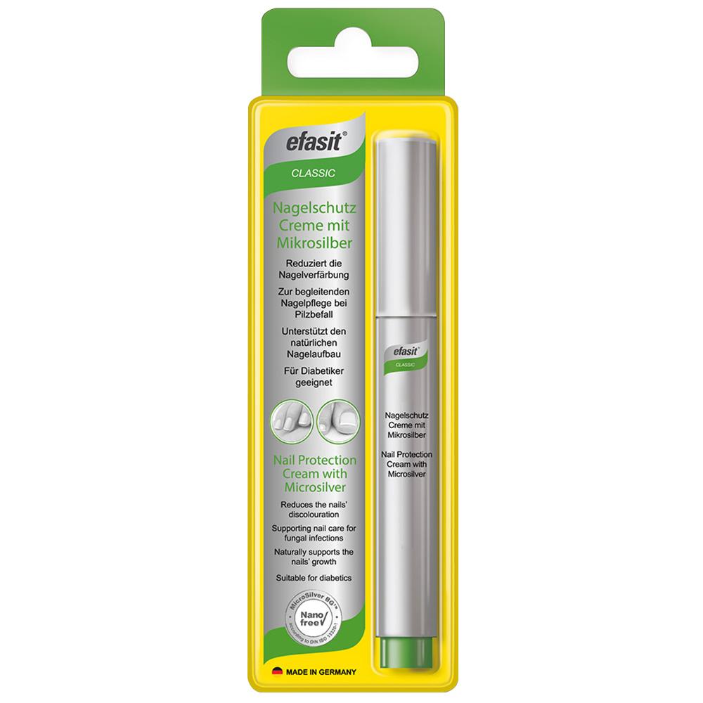 efasit® Classic Nagelschutz Creme mit Mikrosilber