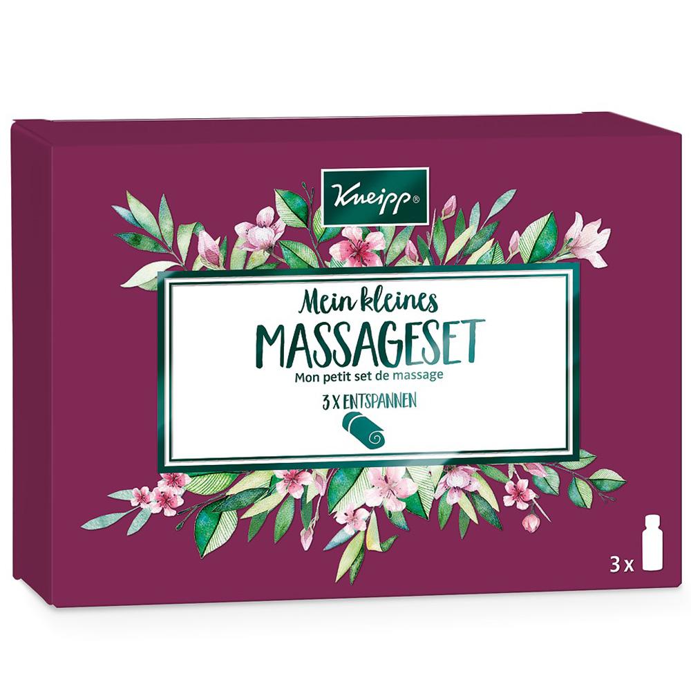Kneipp® Mein kleines Massageset Geschenkset
