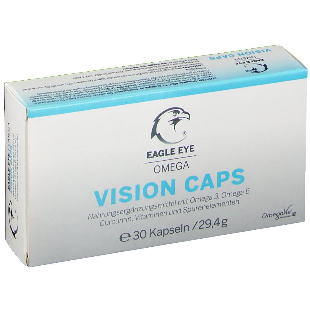 Eagle EYE Omega Vision Caps