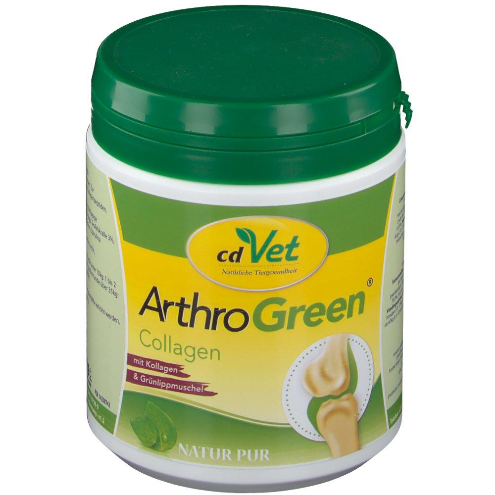 cd Vet ArthroGreen Collagen für Hunde, Katzen u...