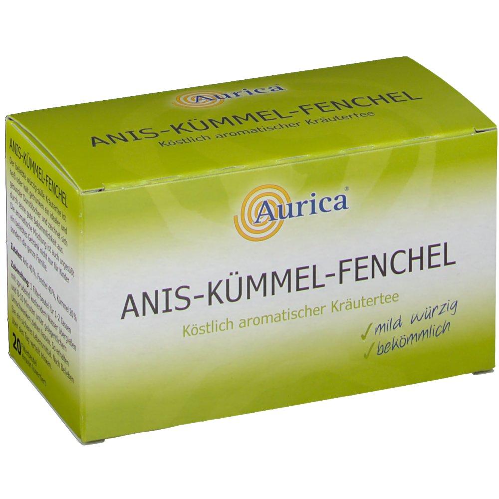 Aurica® Anis-Kümme-Fenchel Tee