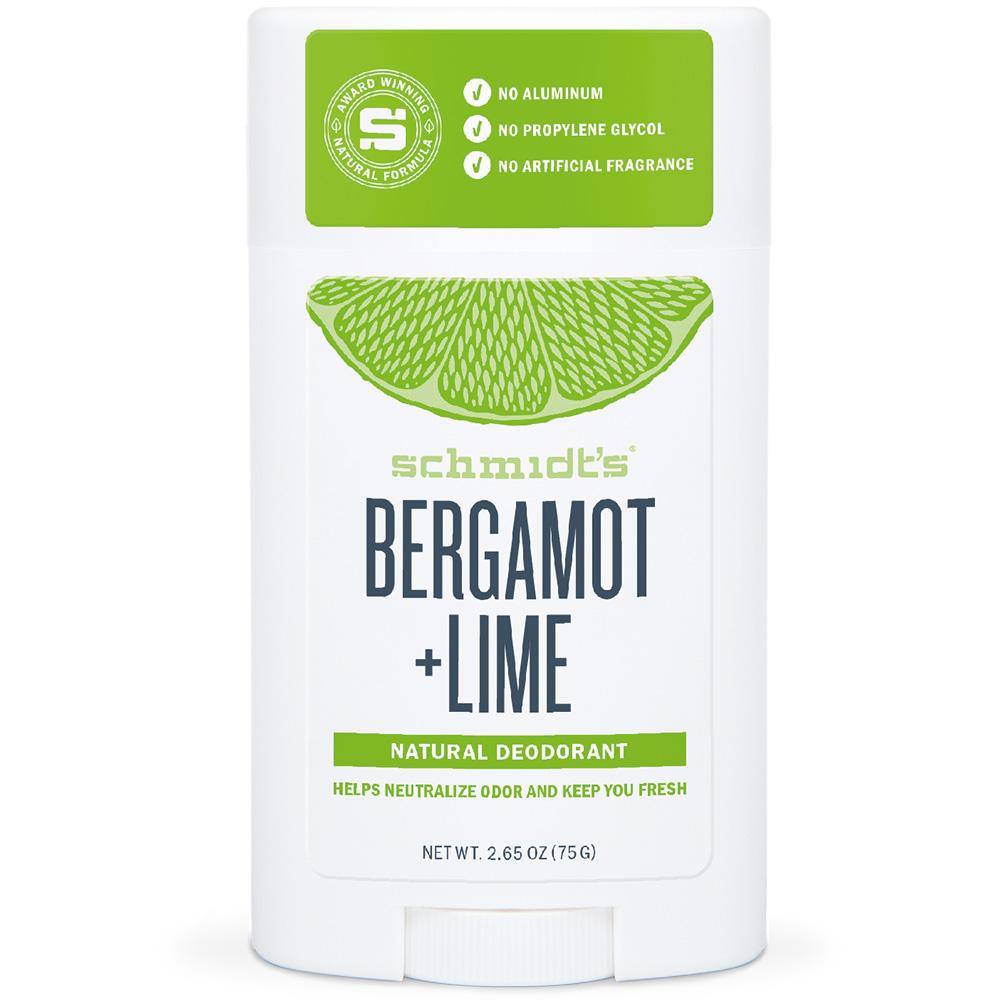 schmidt's schmidts Bergamot + Lime Deodorant 75 g Körperpflege 16022995