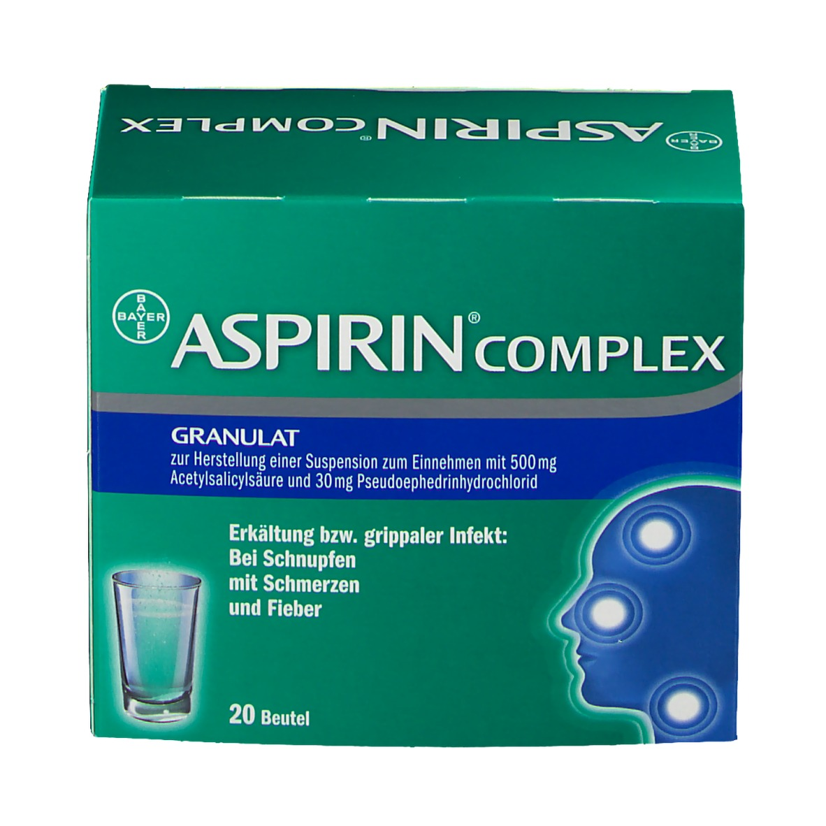 Aspirin Complex Und Ibu