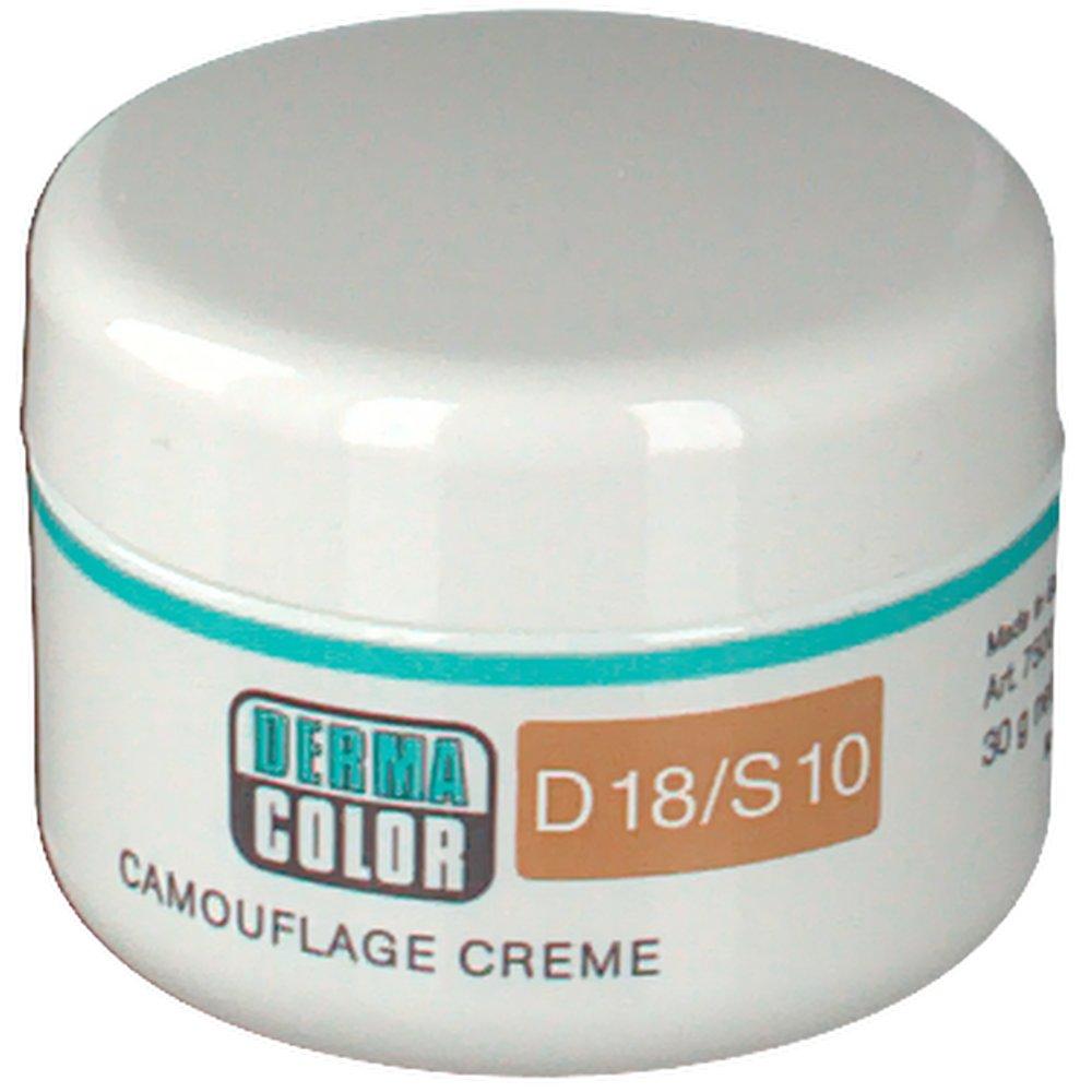 Dermacolor Camouflage Creme S 10 Bronze 25 ml shop