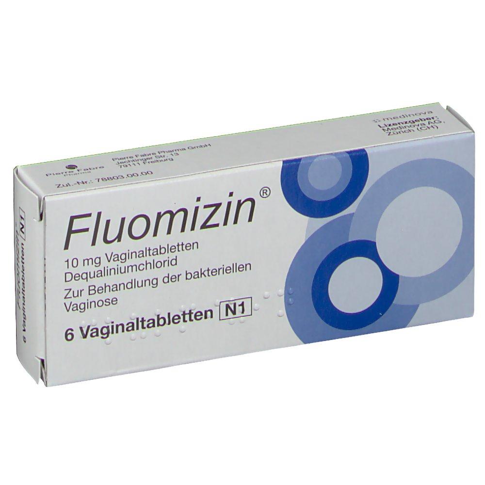 fluomizin nebenwirkung