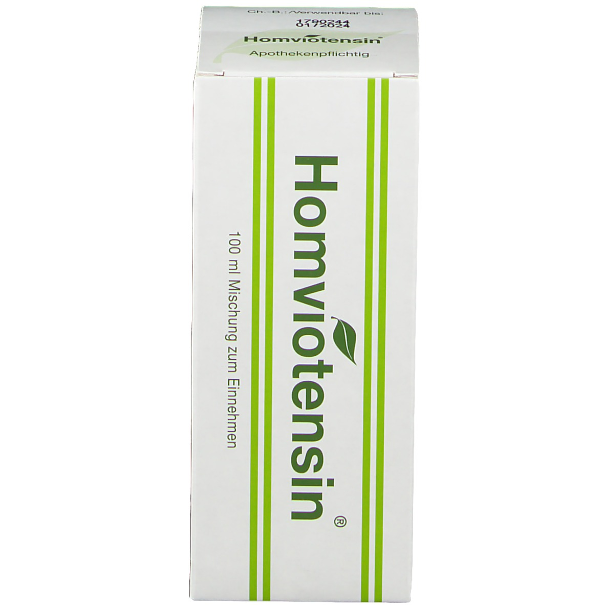 Homviotensin tropfen oder tabletten
