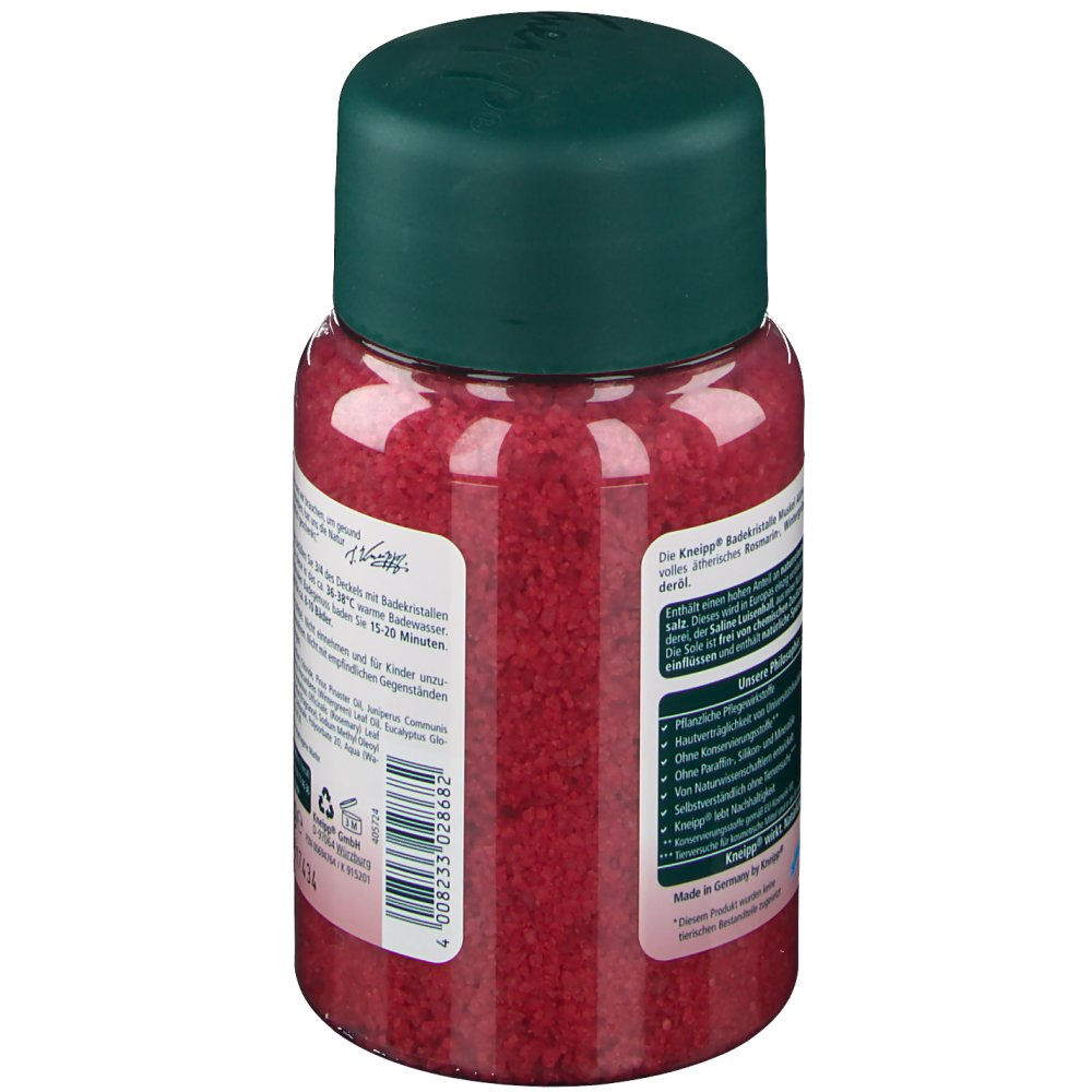 Kneipp® Badekristalle Muskel Aktiv Wacholder 500 g - shop-apotheke.com