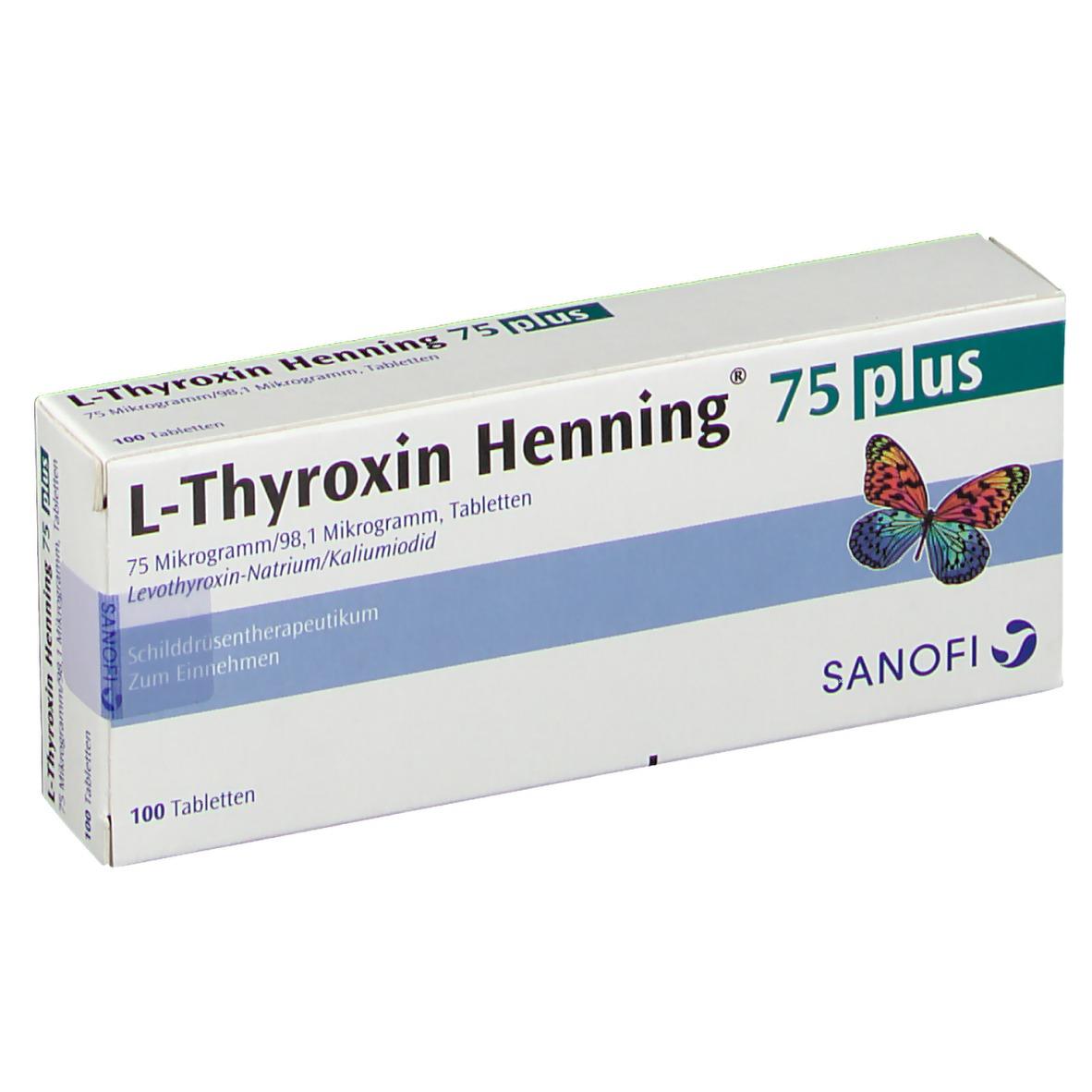 L Thyroxin Erfahrungen Abnehmen
