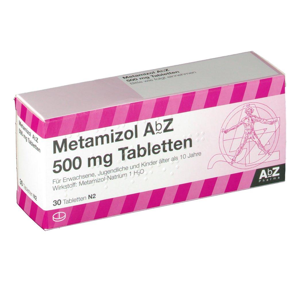 nolotil 575 mg beipackzettel